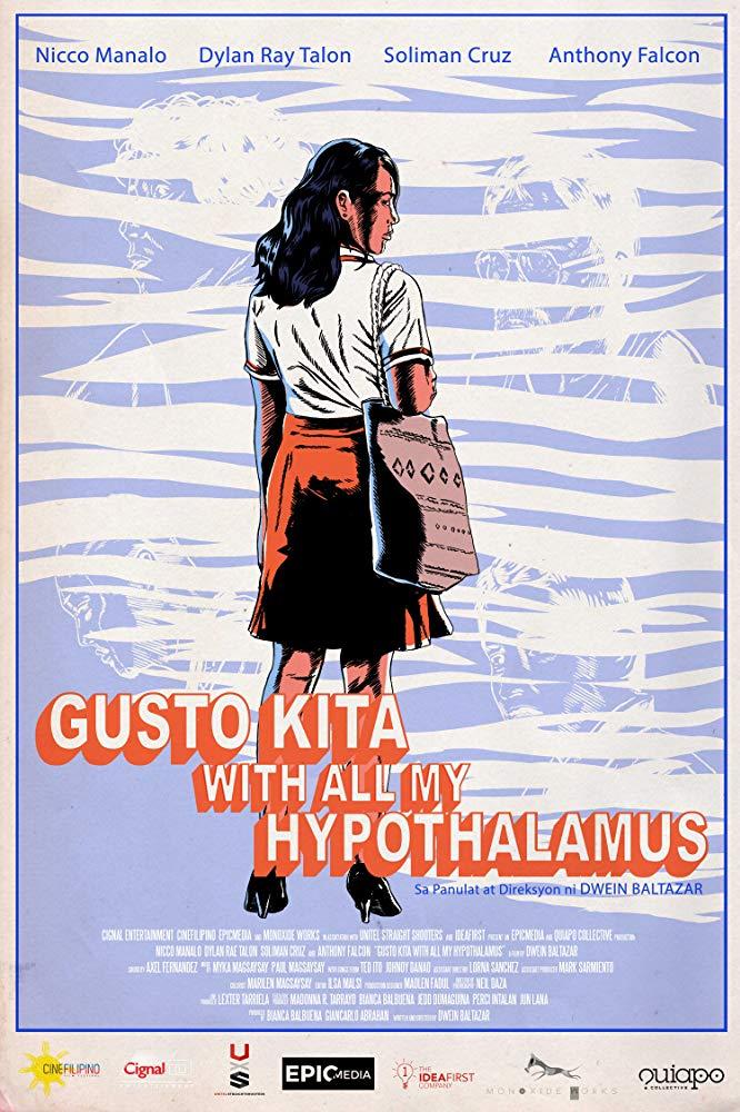 Gusto Kita With All My Hypothalamus