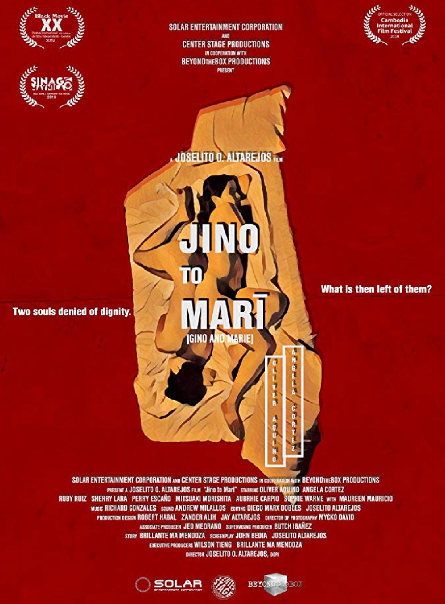 JINO TO MARI